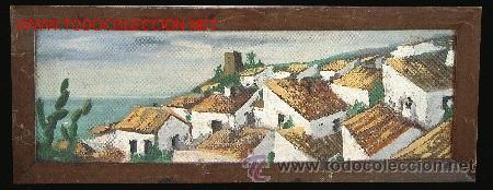 Arte: oleo-tablex de torremolinos.buen colorido. - Foto 2 - 27781724